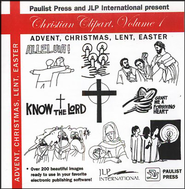 Christian Clipart I: Advent, Christmas, Lent, Easter   -     By: Paulist Press