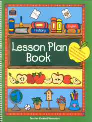 Lesson Plan Book   -     By: Lori R. Gehrke