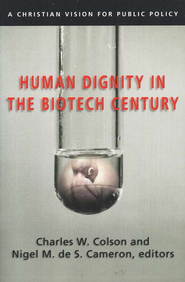 Human Dignity in the Biotech Century: A Christian Vision for Public Policy  -     Edited By: Charles W. Colson, Nigel M. de S. Cameron     By: Charles W. Colson