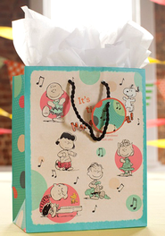 Peanuts Gift Bag. Medium  -