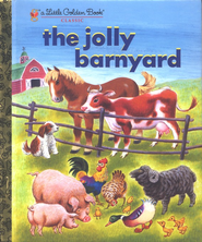 The Jolly Barnyard  -     By: Anne North Bedford