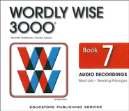 Wordly Wise 3000 Book 7 Audio CD  -