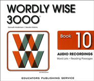 Wordly Wise 3000 Book 10 Audio CD  -