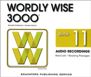 Wordly Wise 3000 Book 11 Audio CD  -