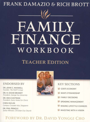 Family Finance Handbook: Teacher Edition  -     By: Frank Damazio, Rich Brott