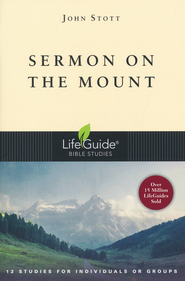 Sermon on the Mount LifeGuide Topical Bible Studies  -     By: John Stott