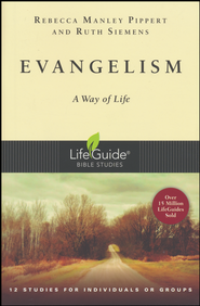 Evangelism LifeGuide Topical Bible Studies - Slightly Imperfect  -