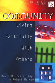 20/30 Bible Study for Young Adults: Community   -