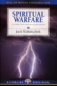 Spiritual Warfare LifeGuide Topical Bible Studies  -     By: Jack Kuhatschek