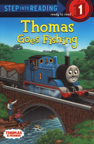 Step into Reading, Step 1: Thomas Goes Fishing   -     By: Rev. W. Awdry     Illustrated By: Richard Courtney