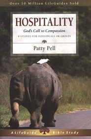 Hospitality: God's Call to Compassion  -     By: Patty Pell
