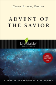 Advent of the Savior  -     By: Cindy Bunch