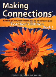 Making Connections Teacher's Edition, Grade 1    -