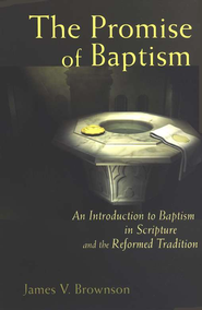The Promise of Baptism: An Introduction to Baptism in Scripture and the Reformed Tradition  -     By: James V. Brownson