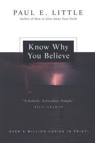 Know Why You Believe, New Edition  - Slightly Imperfect  -