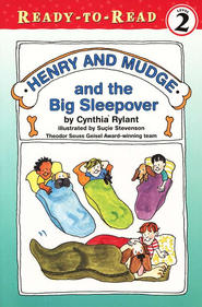 Ready-to-Read, Level 2: Henry and Mudge and the  Big Sleepover  -     By: Cynthia Rylant