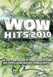 WOW Hits 2010 DVD   -