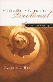 Spiritual Disciplines Devotional: A Year of Readings  -     By: Valerie E. Hess