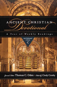 Ancient Christian Devotional: Lectionary Cycle C  -              By: Cindy Crosby, Thomas C. Oden