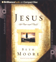Jesus, the One and Only Abridged Audiobook on CD  -     Narrated By: Laurel Merlington     By: Beth Moore