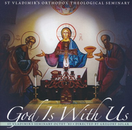God Is With Us CD  -     By: Gregory Solak
