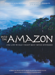 Into the Amazon: One Lost World, Thirty Men, Seven Mysteries, 4-DVD Set  -
