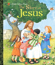 The Story of Jesus  -     By: Jane Werner Watson