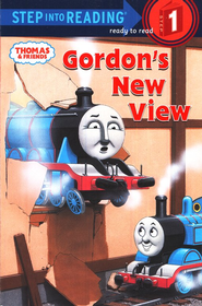 Step Into Reading, Level 1: Thomas & Friends; Gordon's New View    -     By: Rev. W. Awdry     Illustrated By: Richard Courtney