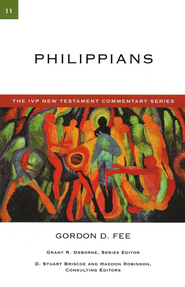Philippians: IVP New Testament Commentary [IVPNTC]  -     By: Gordon D. Fee