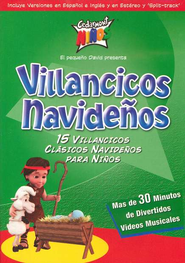 Villancicos Navide&#241os  (Christmas Carols), DVD  -              By: Cedarmont Kids