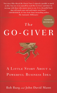 The Go-Giver  -     By: Bob Burg, John David Mann