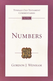 Numbers: Tyndale Old Testament Commentary [TOTC]   -              By: Gordon J. Wenham