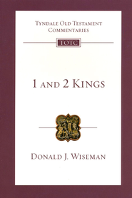 1 & 2 Kings: Tyndale Old Testament Commentary [TOTC]   -     By: Donald J. Wiseman