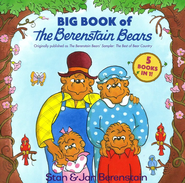 Big Book of The Berenstain Bears  -     By: Stan Berenstain, Jan Berenstain