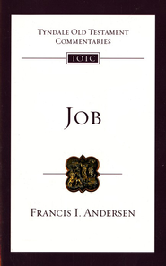 Job: Tyndale Old Testament Commentary [TOTC]   -     By: Francis I. Andersen