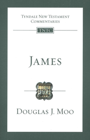 James: Tyndale New Testament Commentary  [TNTC]  -     By: Douglas J. Moo