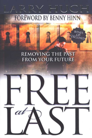 Free at Last--Book and CD   -     By: Larry Huch