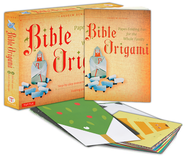 Bible Origami Kit: Paper-Folding Fun for the Whole Family!  -              By: Andrew Dewar