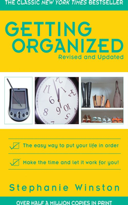 Getting Organized - eBook  -     By: Stephanie Winston