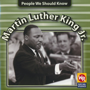 Martin Luther King Jr.  -     By: Jonathan Brown