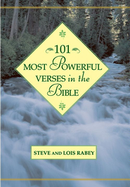 101 Most Powerful Verses in the Bible - eBook  -     By: Steve Rabey, Lois Mowday Rabey