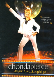 Stayin' Alive... Laughing! DVD   -     By: Chonda Pierce