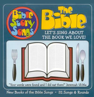 Bible Story Songs: The Bible Let's Sing About the Book We Love! CD  -     By: Paula King, Catherine Walker