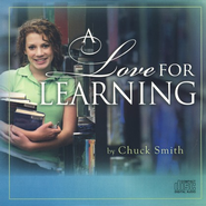 A Love For Learning: Bible Studies for our Children's Education, CD  -     By: Chuck Smith, Brian Nixon