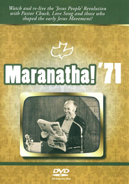 Maranatha! '71: Vintage DVD  -     By: Chuck Smith