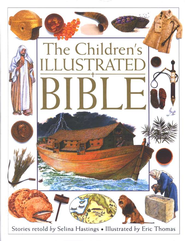 The Children's Illustrated Bible   -              By: Selina Hastings