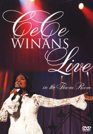 Live in the Throne Room, DVD   -              By: CeCe Winans