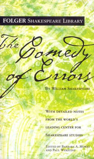 Comedy of Errors  -     By: William Shakespeare