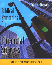 Biblical Principles For Financial Success - Student Workbook  -     By: Rich Brott