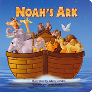 Noah's Ark   -     By: Carrie Socha